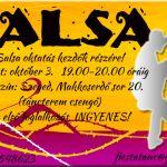 SALSA kezdőknek!!!