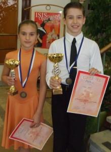 Csányi Dávid és Redenczki Anikó