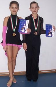 Németh Roland és Haddad Sabrina